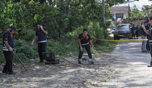 Peniaga Cedera Ditembak Dalam Kes Samun Kenderaan