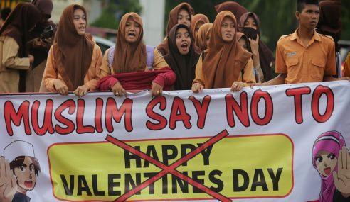 Aceh Nafi Larang Umat Islam Sambut Hari Valentine