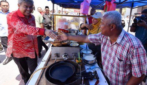 100 Trak Makanan Disediakan Di Dataran Bagan Datuk