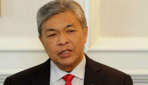 Zahid Hamidi Hadir Mesyuarat Polis Kelantan