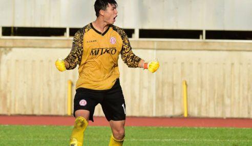Tse Yang Pasang Impian Bermain Di Liga Malaysia