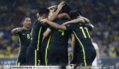 Malaysia Seri 2-2 Dengan Mongolia