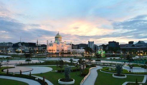 China Melabur RM15.9 Bilion Kepada Brunei