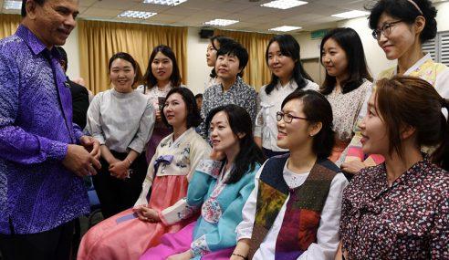 10 Guru Korea Mengajar Di Pulau Pinang
