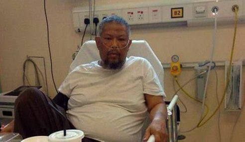 Kesihatan Membimbangkan, Bob Lokman Mohon Doa
