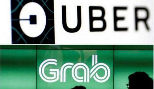 Grab Bergabung Dengan Uber Di Asia Tenggara