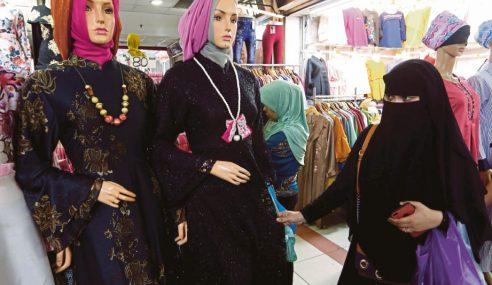 Universiti Islam Di Indon Larang Burqa
