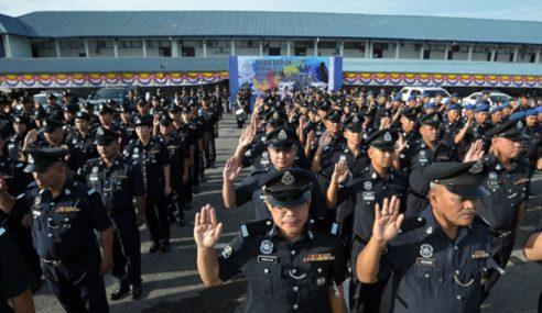 Dana Khas ASB RM1.5 Bilion Kepada Warga PDRM