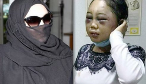 Datin Cederakan Pembantu Rumah Dipenjara 8 Tahun