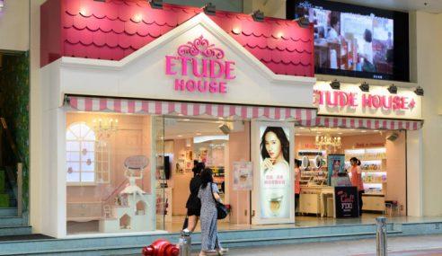 Etude Tarik Balik Produk Kosmetik Di Singapura