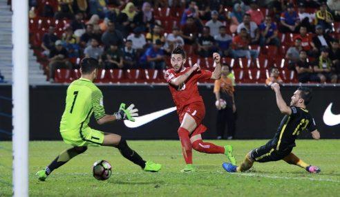 Piala Asia: Harimau Malaya Tewas Bermaruah