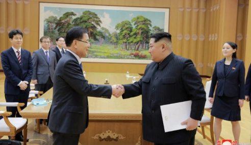 Kim Jong-un Mahu Amankan Semenanjung Korea