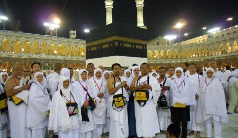Kuota Rasmi Haji 2018 Kekal 30,200 Jemaah