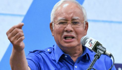 Janji Pembangkang Sekadar Madu Beracun – Najib