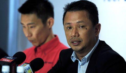 Lee Chong Wei Tidak Pernah Mengecewakan