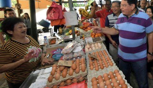 RM500,000 Untuk Naik Taraf Pasar FRI Kepong