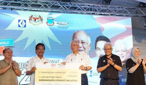 SSM Peruntuk Modal RM900k Untuk Usahawan Sabah