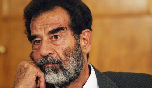 Saddam Hussein Masih Lagi 'Diburu'
