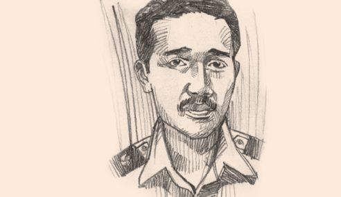 Suhaidi: Tumpaskan Ketua Lanun Di Pulau Tambisan