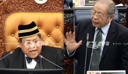 'Hantu' Kit Siang Muncul Di Dewan Rakyat!