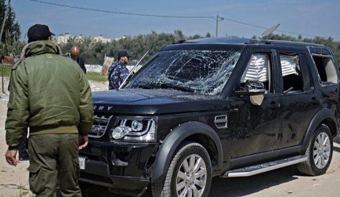 Hamas Dalang Serangan PM Palestin – Abbas