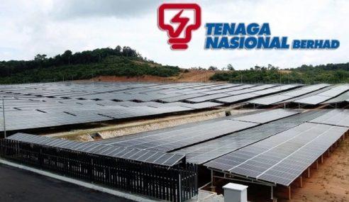 Ladang Solar Terbesar TNB Kini Lebih 50% Siap
