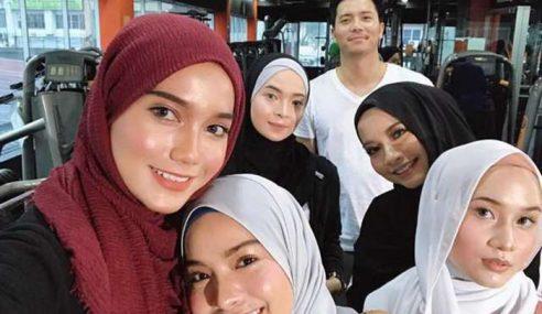 5 Insta Femes Jadi Bintang Iklan Bersama Fattah Amin