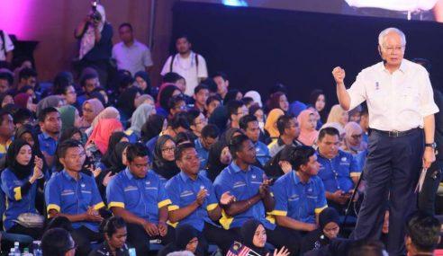 Manifesto PH Tambah Beban Hutang Negara – PM