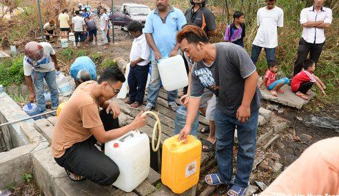 Krisis Air Selangor: Loji Rosak Sejak Azmin Jadi MB