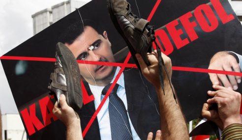 AS Mulai Berpaling: Pejuang Anti-Bashar Terbiar