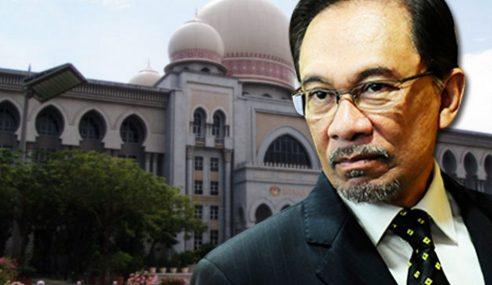 Kes Liwat: Kerajaan Berjaya Batal Saman Anwar