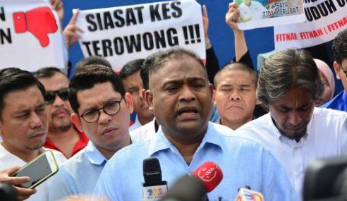 Fitnah Terowong P.Pinang: Azeez Buat Laporan Polis