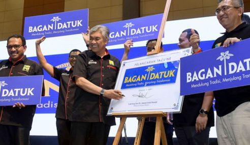 PM Najib Lulus RM2.3 Bilion Bangunkan Bagan Datuk