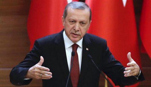 Erdogan Berang, Dakwa AS Permainkan Turki Di Syria