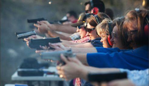 Atas Isu Keselamatan, Guru AS Diajar Menembak