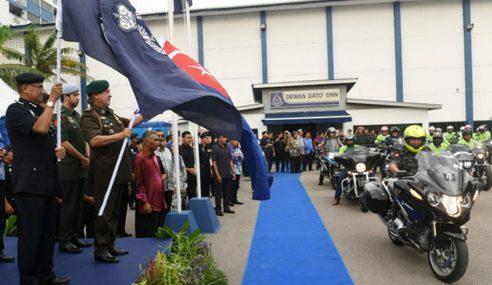 Sultan Johor Berkenan Lepaskan Kembara TAWP