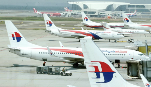Malaysia Airlines Tawar Diskaun Sehingga 40 Peratus