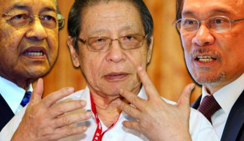 Pembangkang Belum Mampu 'Move On' Dari Pemimpin Tua