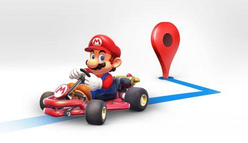 Mario Muncul Di Google Maps Sempena Hari Mario