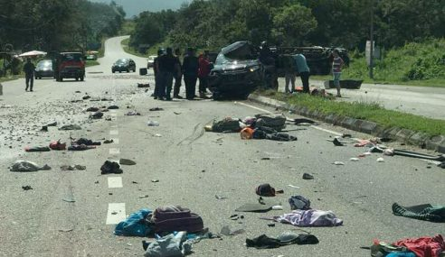 Pemandu Lori Sebabkan Kematian Didakwa