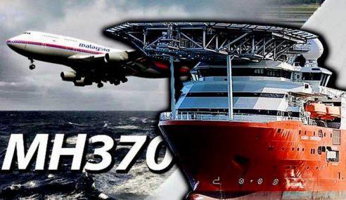 MH370: Misi Cari Dihenti Jika Gagal Jumpa Lepas 90 Hari