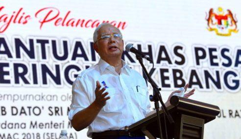 BN Naikkan Bantuan Khas Pesawah Jika Menang PRU14