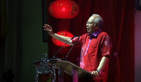 Najib PM Paling Banyak Bantu Kaum Cina – Rahman