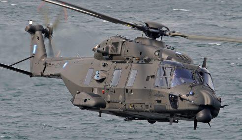 Hadapi Kepungan, Qatar Beli Helikopter Perang Baharu
