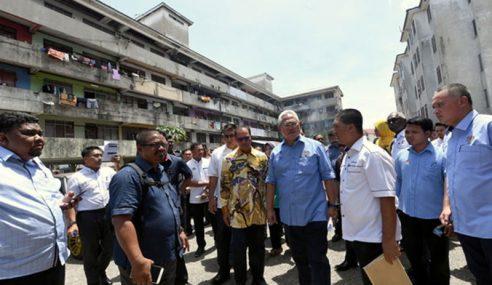 2,000 Unit PPR Dibina Di Kedah Tahun Ini