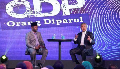 PRU14: Umum Calon Awal Elak Sabotaj – Ahmad Zahid