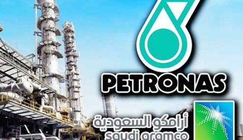Petronas, Saudi Aramco Perkenal Identiti Korporat