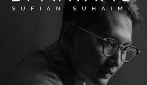 Sufian Suhaimi Lancar Klip Video Di Hari 'Bahagia'