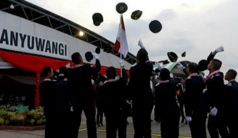 Hafal 5 Juzuk Layak Terima Biasiswa Jadi 'Pilot'