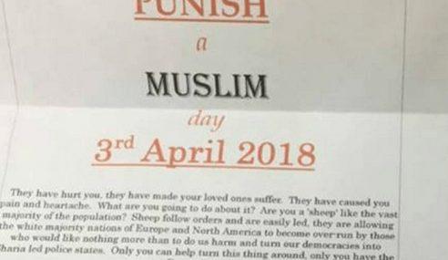 Britain Lancar Kempen Hina Islam Termasuk Bom Kaabah